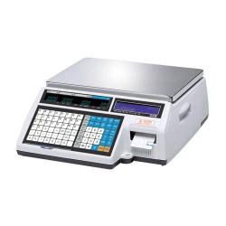Весы с печатью этикеток CAS CL5000-15B