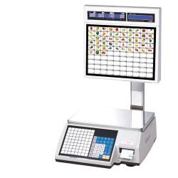 Весы для самообслуживания с печатью этикеток CAS CL5000 J-IS