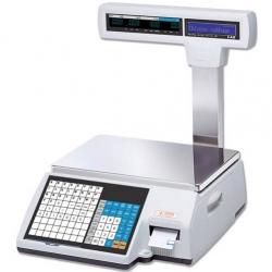 Весы с печатью этикеток CAS CL5000 J-IP