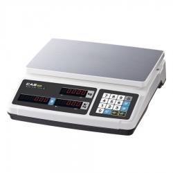 Торговые весы CAS PR-B НПВ=15,30 кг