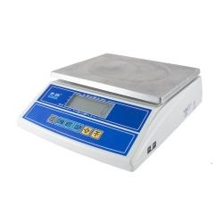 Порционные весы M-ER 326AF LCD НПВ=6,15,32 кг, 255х210 мм